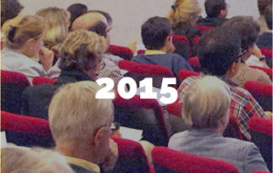 congres scientifique de Broca 2015
